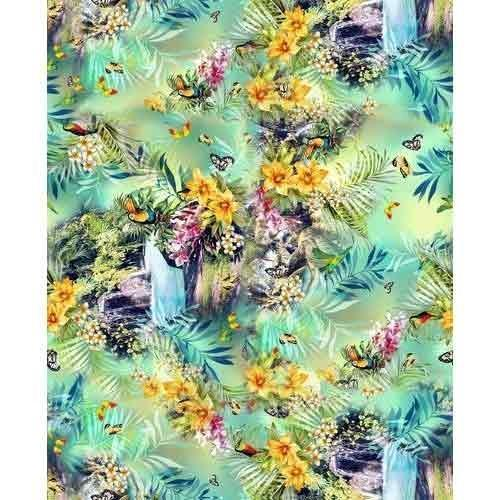 Digital Printed Garment Fabric
