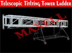 Telescopic Tilting Tower Ladder