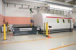 Laser Cutting Job Shop