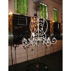 Decorative Forged Iron Furniture