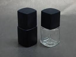 Nail Enamel Glass Bottle and Caps