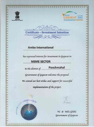 MSME CERTIFICATION