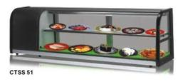 Counter- Top Sushi Showcases