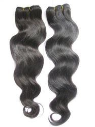 Remy Indian Wavy Weft Hair