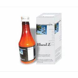 Calcium 250mg Vitamin Zinc Syrups