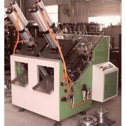 SS Fully Automatic Paper Plate Making Machine