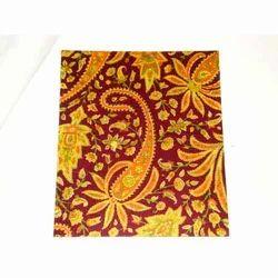Hand Loom Printed Fabric