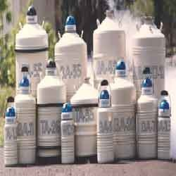 Liquid Nitrogen Cryocans