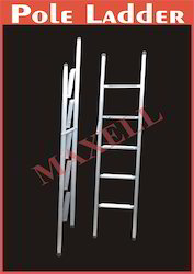 Aluminum Pole Ladder