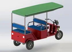 Three Wheeler Vehicle Designing Service