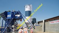 Fly Ash Storage Cement Silo