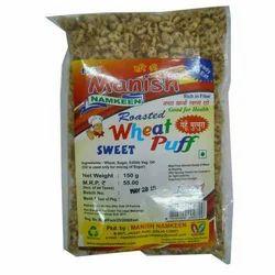 Roasted Wheat Sweet Puff