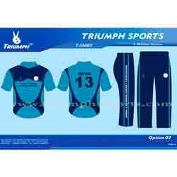 Design Cricket Uniforms