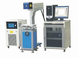 55 Watts Co2 Laser Marking Machine
