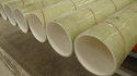 Round Frp Pipes