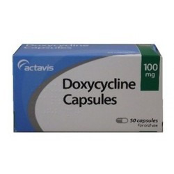 doxycycline capsules ip 100mg