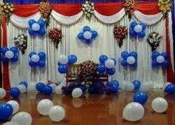 Naming Ceremony Balloon Decoration In East Godawari Razole