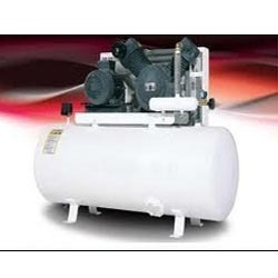 5 HP IR Air Compressors for Automobile, Maximum Flow Rate: 0-20 cfm