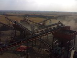 Two Stone Crusher Plant