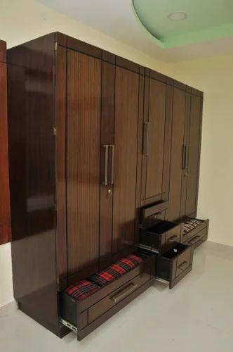 Plywood Wardrobes Ke Vastragar