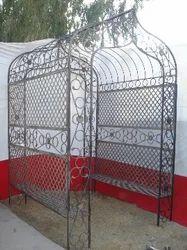Iron Garden House