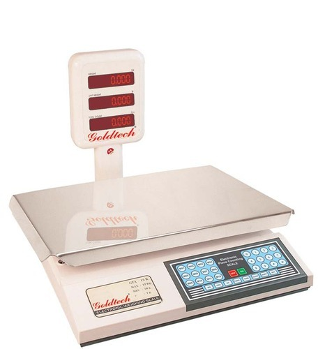Piece Counting Scale Manufacturer From New Delhi