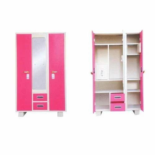 Beau Steel Dressing Cabinet