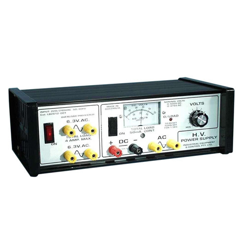 0 TO 300 V 0 TO 150mA HIGH VOLTAGE ADJUSTABLE SUPPLY FOR LAB EXPERIMENTS