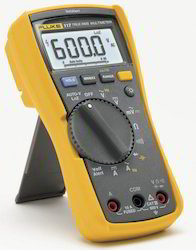 Fluke 117 Electrical Multimeter with Non-Contact voltage