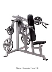 Commercial Shoulder Press P/L