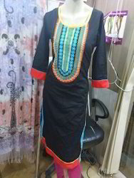 Long Kurti with Yog