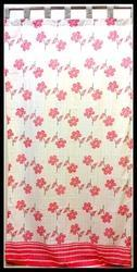 Printed Cotton Dobby Curtain