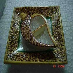 Marble Floor Pot