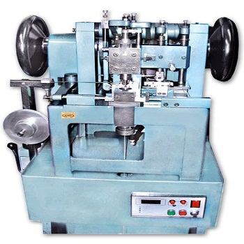 Round Box Chain Making Machine