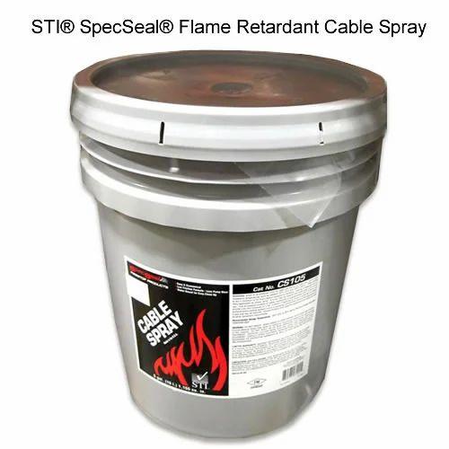 fire retardant coatings sti cs105 cable spray usa