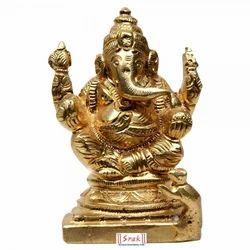 Panchdhatu Ganesh Statue