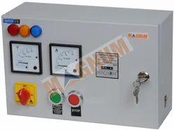 DOL Submersible Pump Panel - MaK-1 Three Phase (Gold)