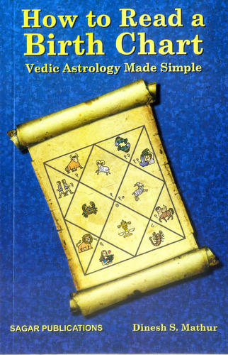 How To Read A Birth Chart Vedic Astrology Made Simple At Rs 125