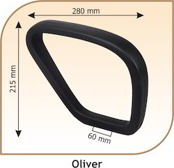 Oliver Oval Shaped Chair Handle