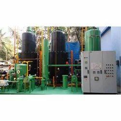 Capacitor Oil Handling System