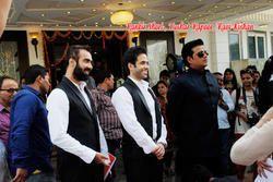 Actor Ranbir Shorey, Tushar Kapoor & Ravi Kishan