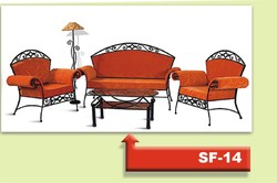 Wrought Iron Stainless Steel Furniture Manufacturer From