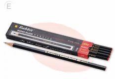 Rabbit Super Black HB Pencils