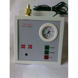 Single Gas Line Pressure Alarm