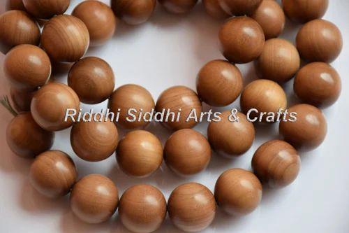 Sandalwood Japa Mala - Sandalwood Japa Mala Beads