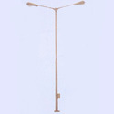 Double Arm Bracket Street Light Poles