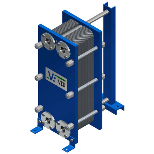 Plate Type Heat Exchanger at Rs 50000 /piece | Sector 63