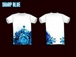 Men White Designer T Shirt
