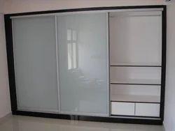 Aluminium Sliding Cupboard