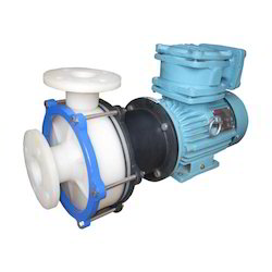 Magnetic Drive PVDF Pumps